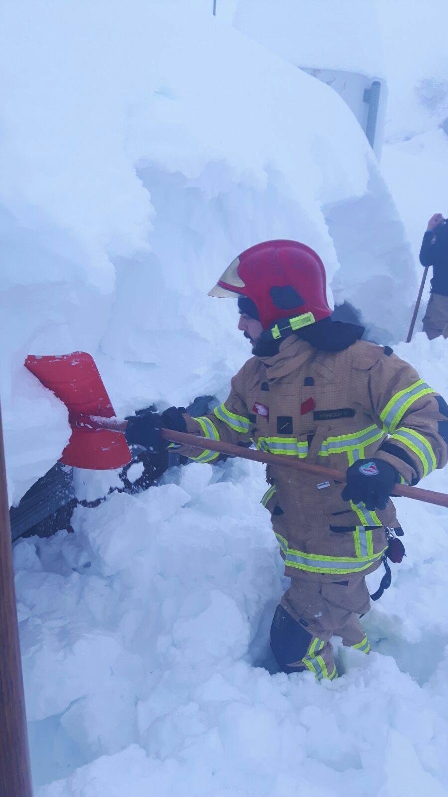 Emergenza Abruzzo 2017
