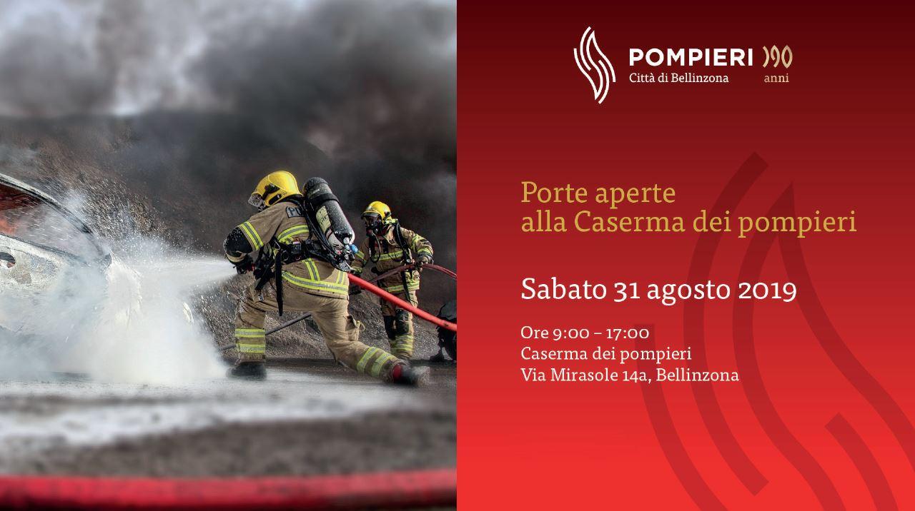 Porte Aperte 31 agosto 2019